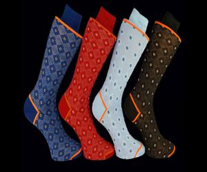 Stanley Lewis Classico Sock Collection