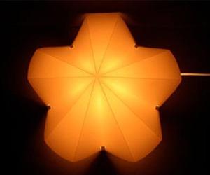 Star Lamp by Alisha Larsen