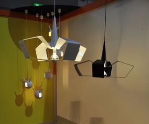 Star Pendant Lamp By Rodrigo Vairinhos