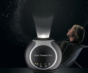 Star Theatre Home Planetarium