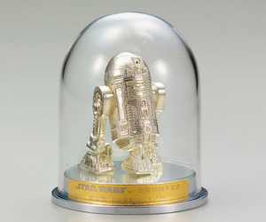 Star Wars 35th Anniversary – Gold C-3PO x Silver R2-D2