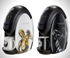 Star Wars Coffee Makers by Nestle