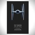 Star Wars Minimalist Ships