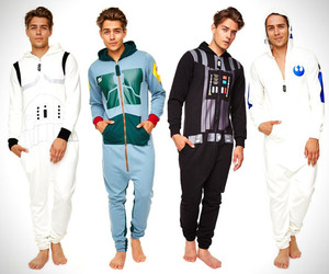 Star Wars Onesies Pajamas