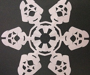 Star Wars Snowflakes:DIY