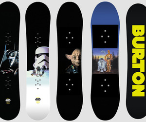 Star Wars x Burton – Chopper Snowboard Collection
