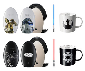 Star Wars X Nestle Barista Machines
