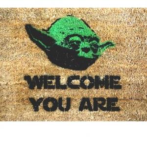 Star Wars Yoda Doormat