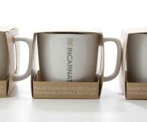 Starbucks Recycled Mugs