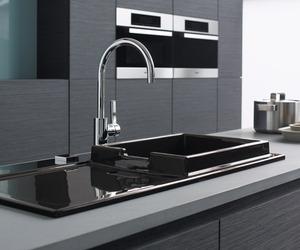 Starck K, New Kitchen Sink from Duravit