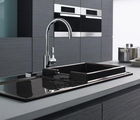 New Kitchen Sinks Starck k new kitchen sink from duravit workwithnaturefo
