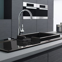 Starck K, New Kitchen Sink from Duravit