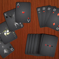 Stealth Playing Cards, Concept