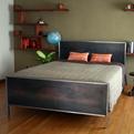 Steel Panel Bed