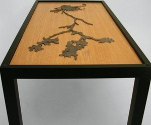Steel & Wood Hand-Crafted Coffee Tables