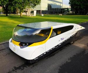 Stella Solar Powered Car