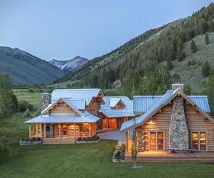 Steve McQueen's Stunning Idaho Ranch Getaway