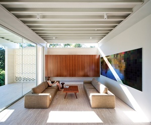 Stewart House by Chenchow Little Architects