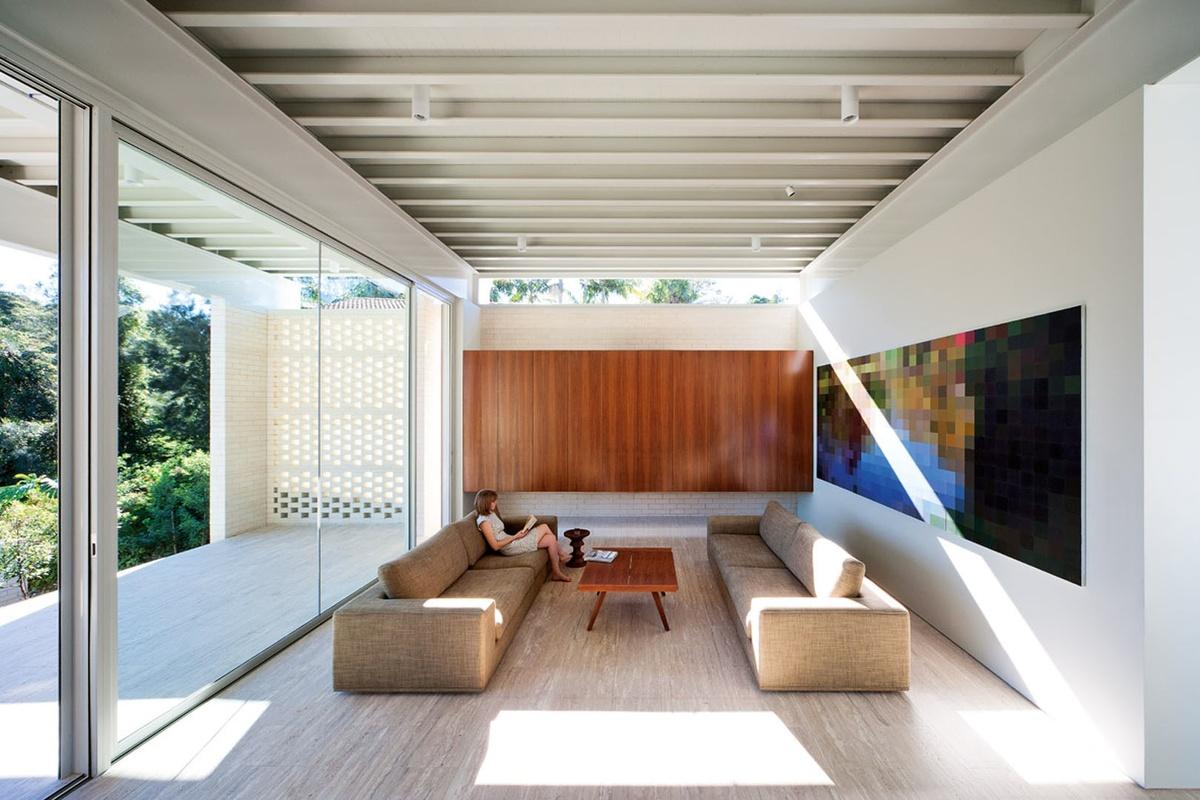 RW House in Búzios by Bernardes + Jacobsen Architects