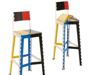 Stitch Stool from Cappellini