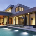 Stone Residence in Venice, California by Marmol Radziner