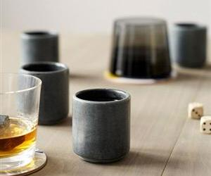 Stone Shot Glasses