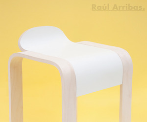 Stool #1 by Raúl Arribas De Miguel