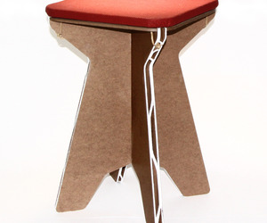 Stooldio - the new eco-friendly Stool