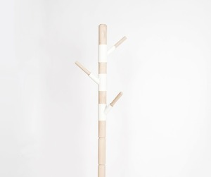 Storable Coat Rack by Bran Vanderbeke