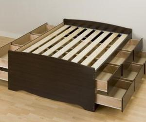 Storage Bed from Prepac
