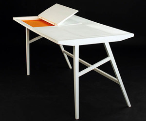 Storage Table by Rebwar Failli