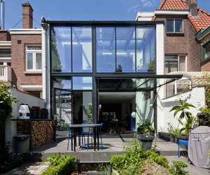 Straatweg Extension by BBVH Architecten