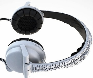 Street Headphones by Brian Garret