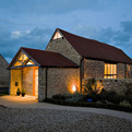 Striking Barn Conversion in England