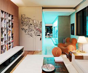Striking Sao Paulo Apartment by Rocco,Vidal + Arquitetos