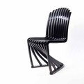 Stripe Chair by Joachim King