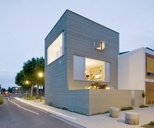 Stripe House by GAAGA Studio for Architecture