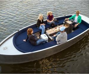 Stroom | Aluminum Electric Boat