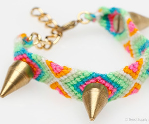 Stud Friendship Bracelet