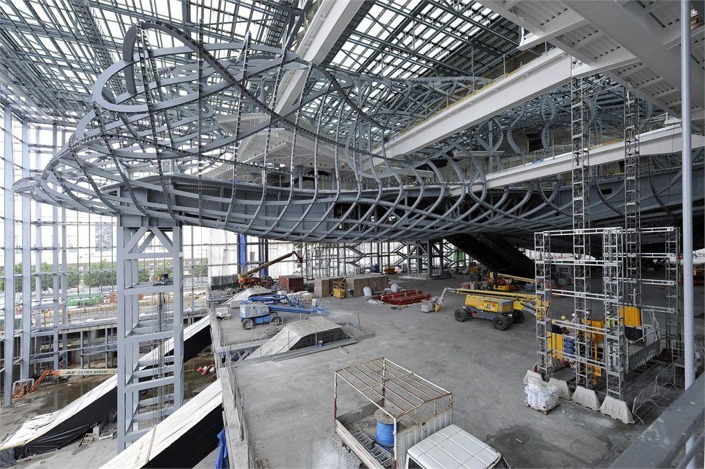 The Cloud Eur New Congress Centre Studio Fuksas