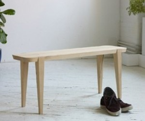 Studio Moe: handmade furniture from reclaimed lumber