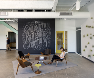 Studio O+A: Evernote headquarter