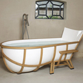 Studio Thol's Armchair-Inspired Bathtub