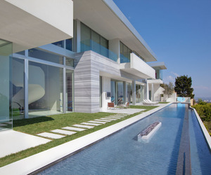 Stunning $30 Million Contemporary Residence in Bel Air