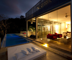 Stunning Coastal House in Costa Rica