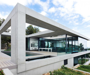 Stunning Concrete and Glass Home in Mallorca