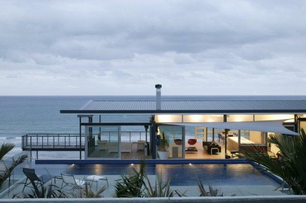 Stunning Okitu House Pete Bossley Architects - Modern-okitu-house-by-pete-bossley
