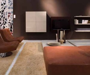 Stunning Living Room Interior Design from Dall'Agnese