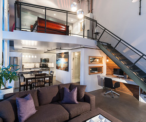 Stunning Modern Loft in Mount Pleasant, Vancouver