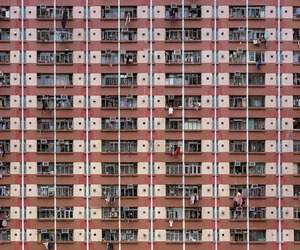 Stunning Photo Series of High Rises in Hong Kong